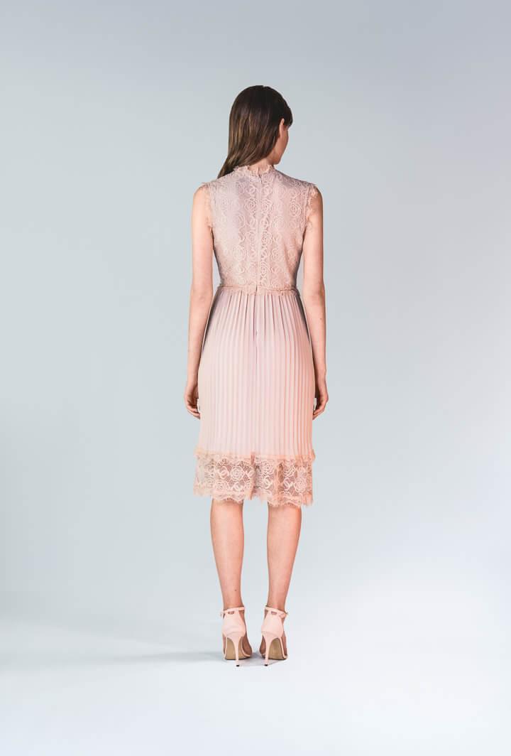 Ажурное платье lu-lu
