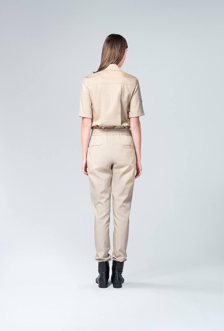 Комплект брюки с рубашкой