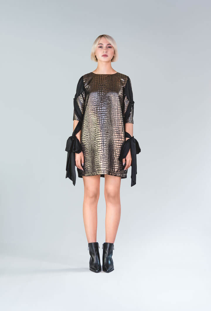 Платье Attiko