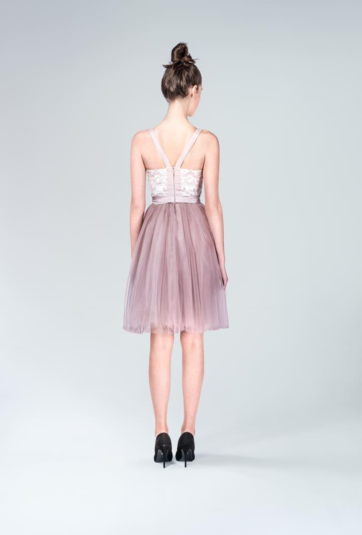 Платье с бюстье Selina