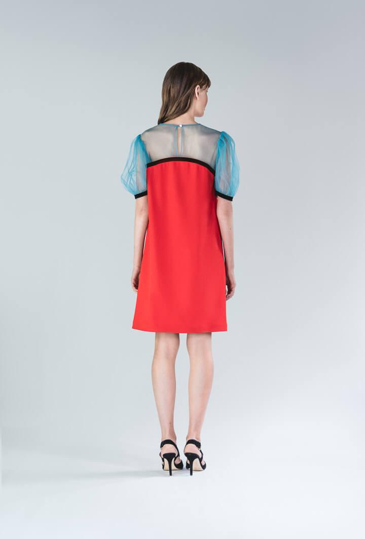 Платье серии Haute couture